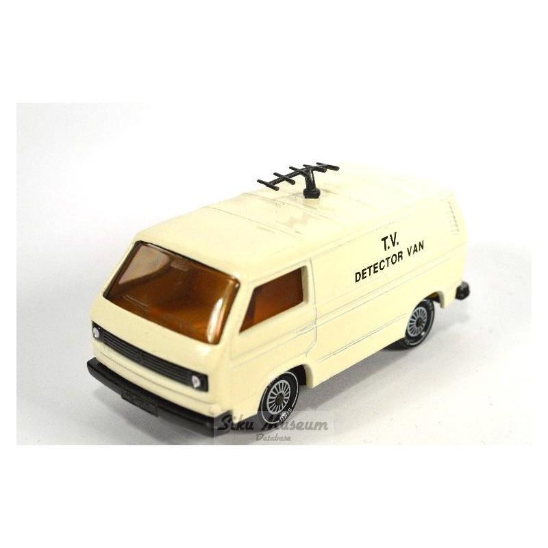 Volkswagen T3 Transporter TV Detector van
