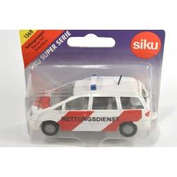 Volkswagen Sharan Rettungsdienst
