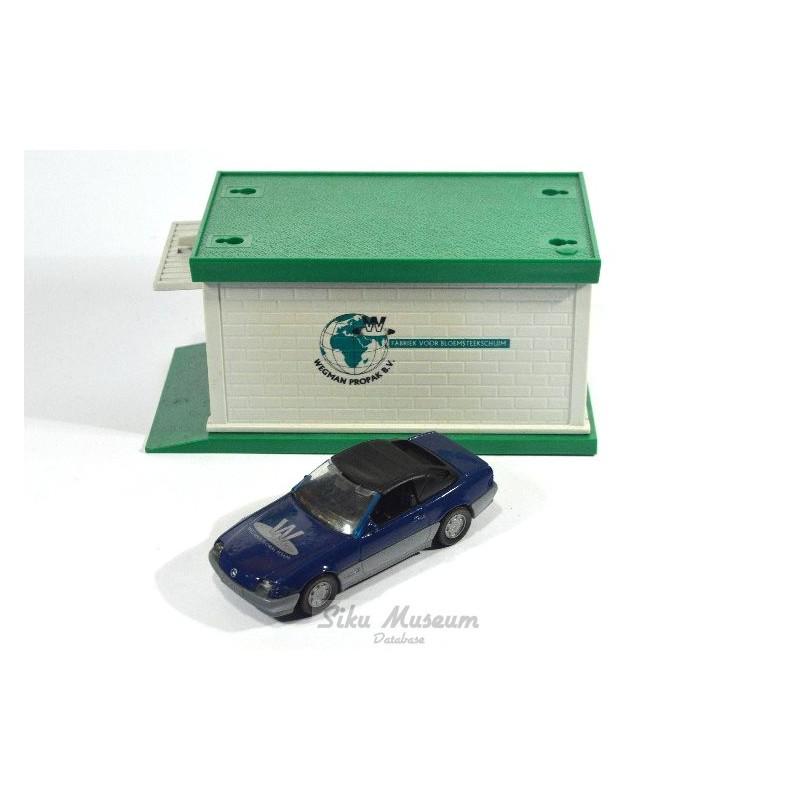 Mercedes 500 SL Wegman Propak