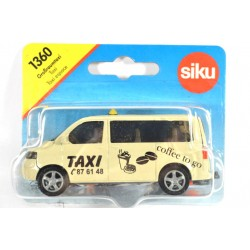 Volkswagen T5 Taxi coffee to go
