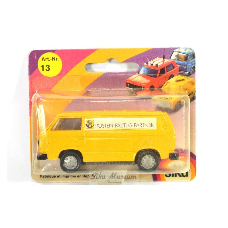 Volkswagen T3 Transporter Posten