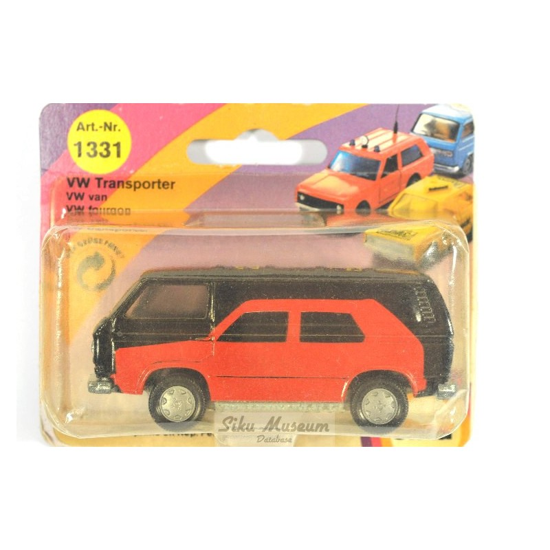 Volkswagen Transporter Sammlertreffen 1993