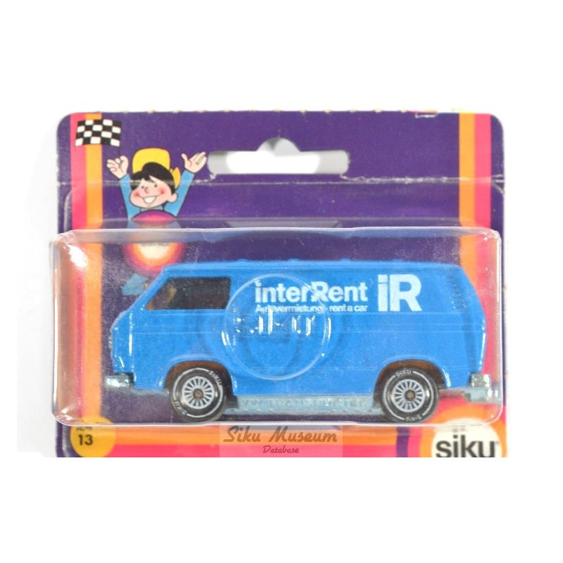 Volkswagen T3 Transporter Interrent