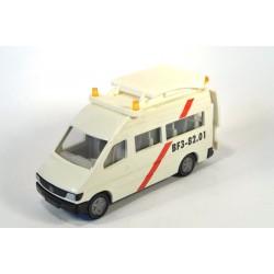 Mercedes Sprinter Zwaar-transport begeleiding