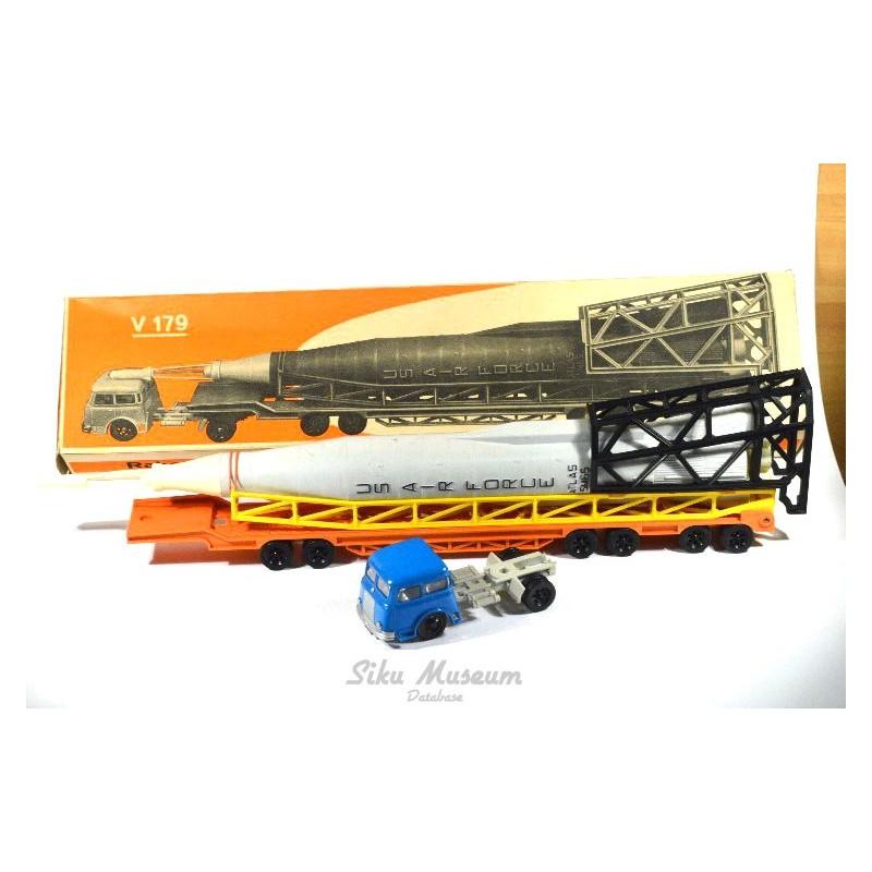 Henschel HS 170T Raketen-Transport