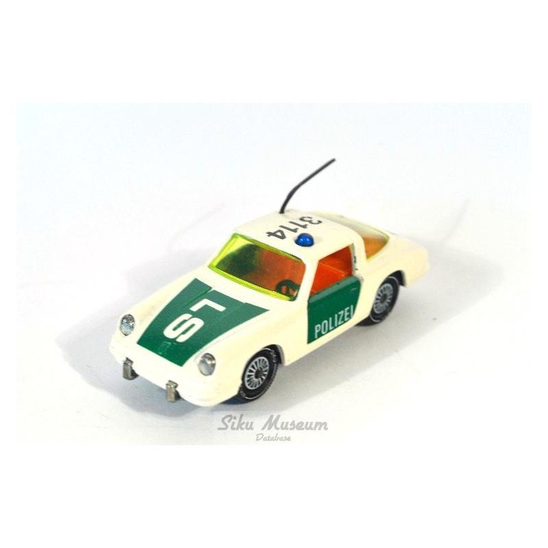Porsche 911 Targa Polizei