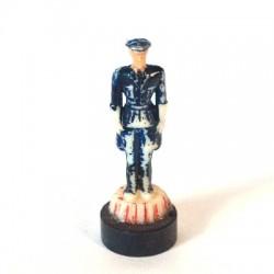 Verkehrspolizist, stehend
