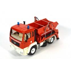 MAN TGA 18.410 container transporter Sapeurs Pompiers