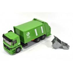 Mercedes Actros Müllwagen Propreté de Paris