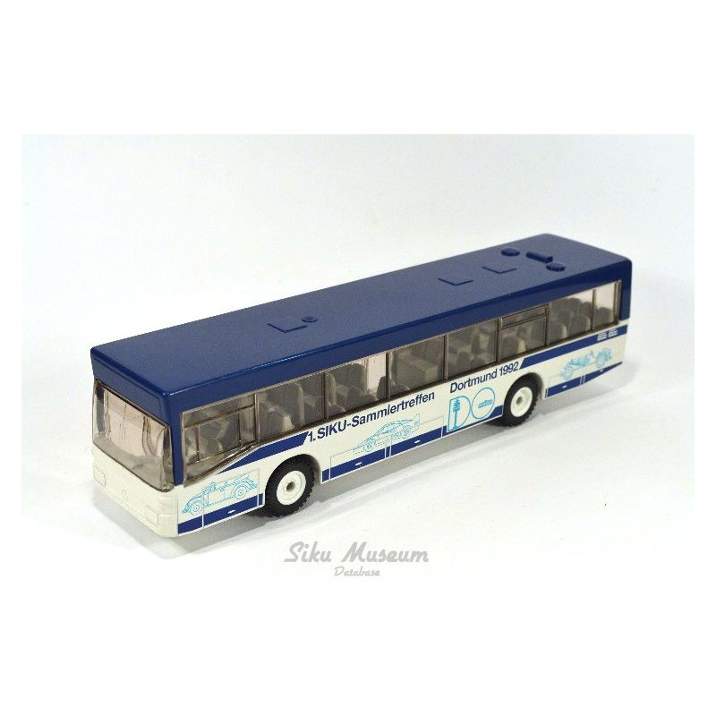 Mercedes bus Siku 1.Sammler Treffen Dortmund 1992