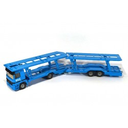 Mercedes Actros car transporter