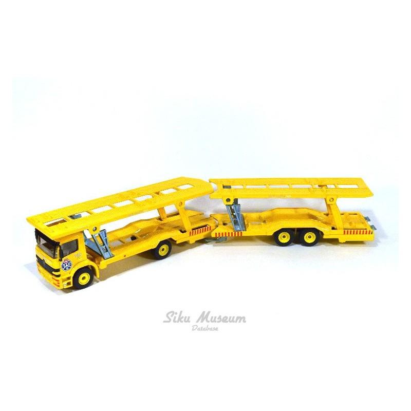 Mercedes Atego PKW transporter TCS