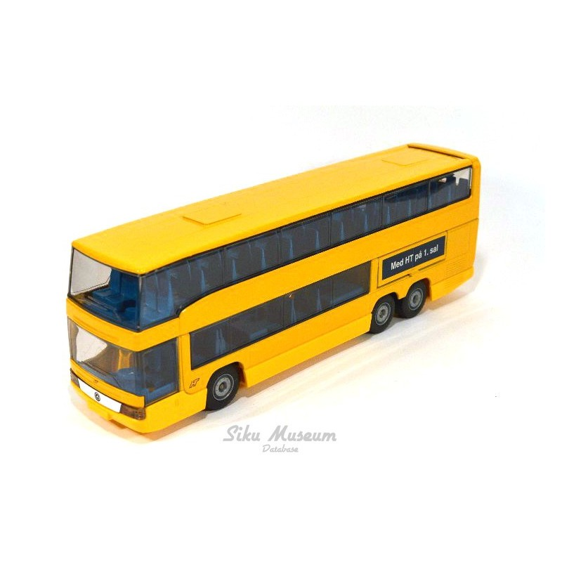 Mercedes O 404 DD double decker bus