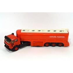 Mercedes SK TOPAS tanker truck Sapeurs Pompiers