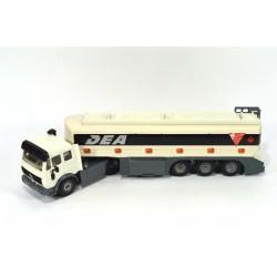 Mercedes SK TOPAS tanker truck DEA