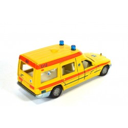 Mercedes 260E Binz ambulance Zuid Holland Zuid