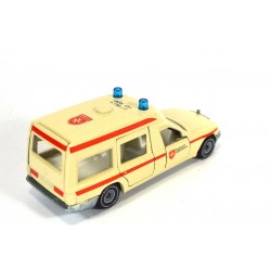 Mercedes 260E Binz ambulance Malteser