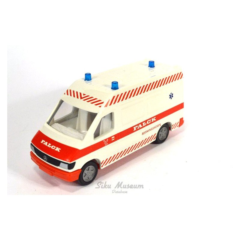 Mercedes Sprinter Ambulance Falck