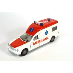 Binz A 2002 MB E290 Ambulanz