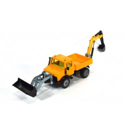 Mercedes 1500 excavator