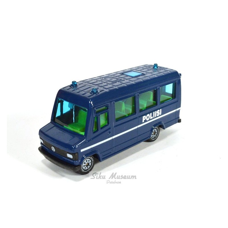 Mercedes 809 Rijkspolitie