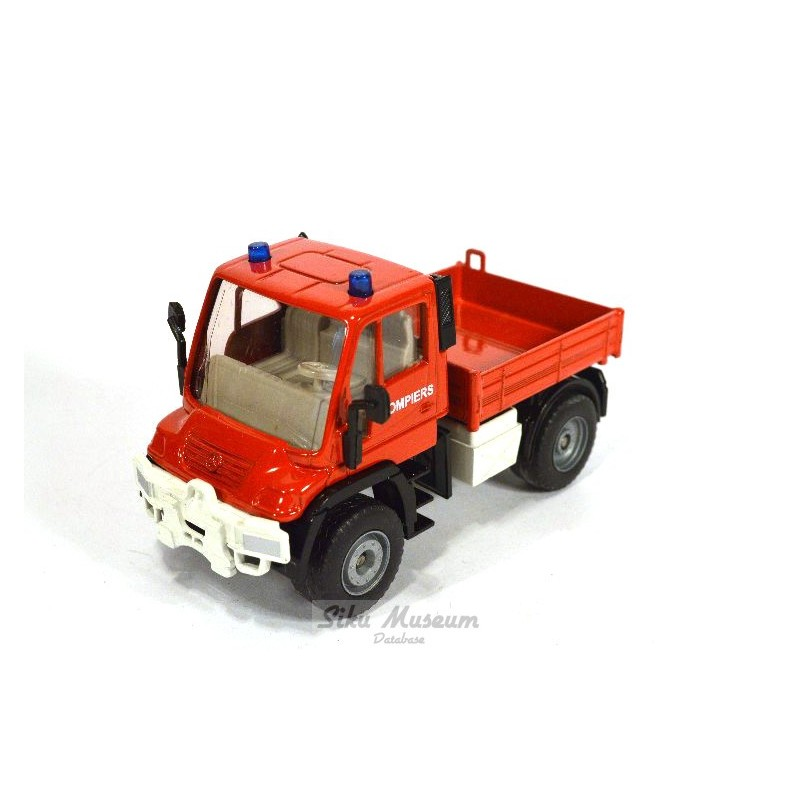 Mercedes Unimog U400 Pompiers