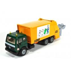 Mercedes 2232 refuse truck Van der Stoel