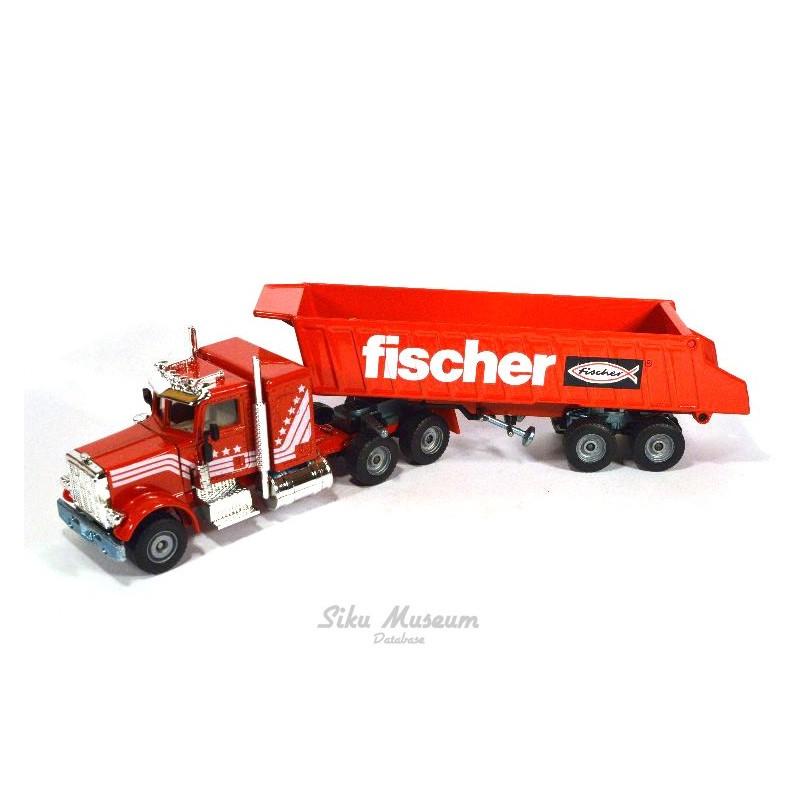 Peterbilt tipping truck Fischer