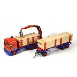 DAF 95 garage transport