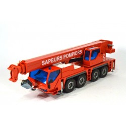 Liebherr LTM 1060/2 mobiele kraan Sapeurs Pompiers