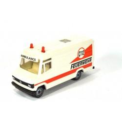 Binz Mercedes 809 Feuerwehr