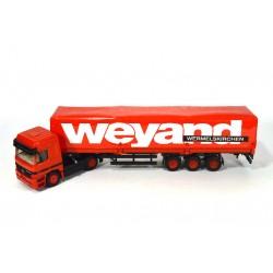 Mercedes Actros Weyand