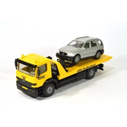 Mercedes Atego recovery truck ADAC