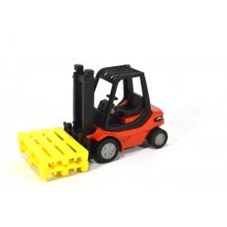 Linde H30 Forklift