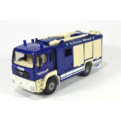 MAN TGA 18.410 Fire Engine THW