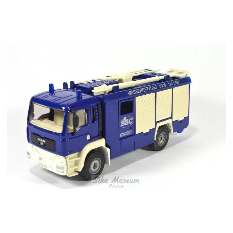 MAN TGA 18.410 Feuerwehr SSC 2009