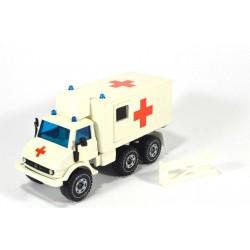 Mercedes Unimog ambulance