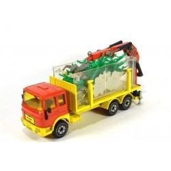 MAN 8156 F tree transport