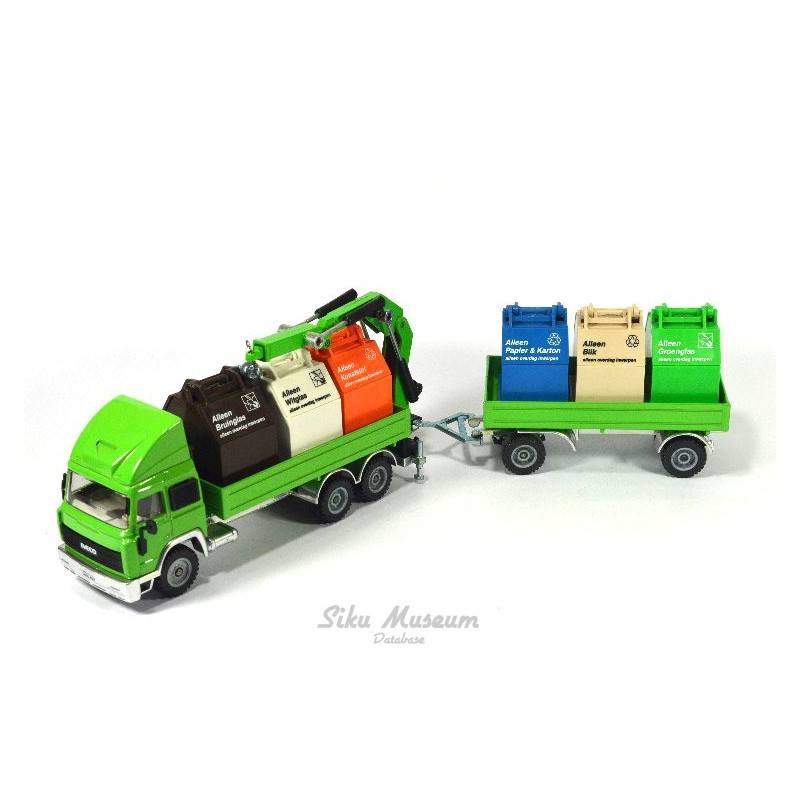 Iveco Recycling-LKW