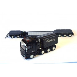 MAN TGA low loader Blackline
