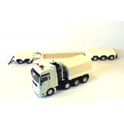 MAN TGA low loader