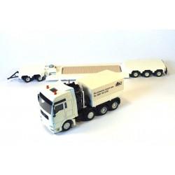 MAN TGA low loader SSC