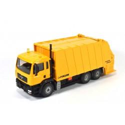 MAN TGA 1846 refuse truck