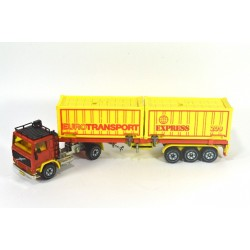 Volvo F10 container transporter
