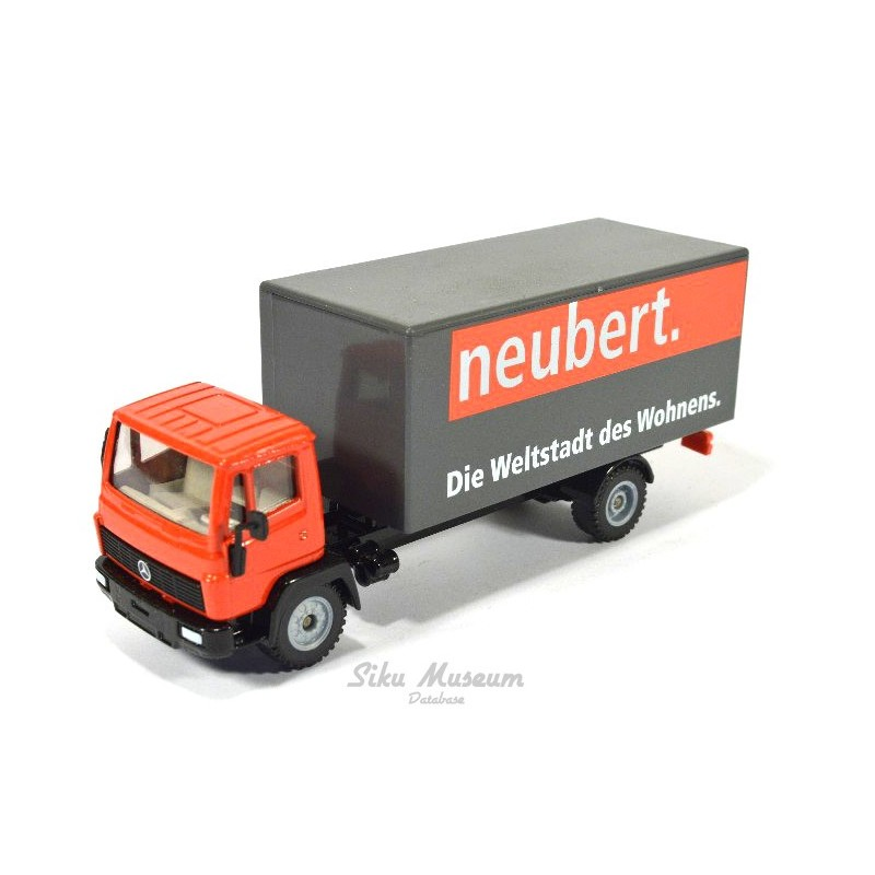 Mercedes LN2 Neubert
