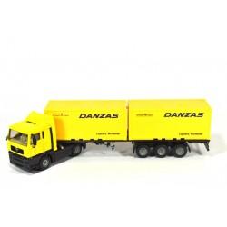 MAN TGA containertransport Danzas
