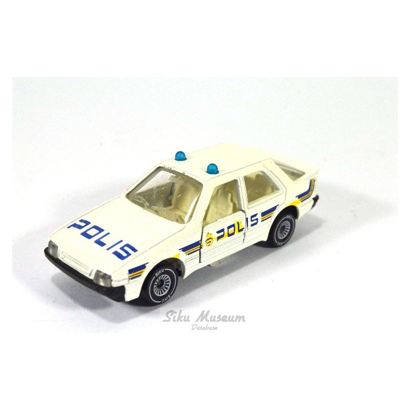Saab 9000 Polis