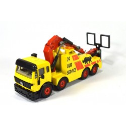Mercedes SK Facelift recovery truck