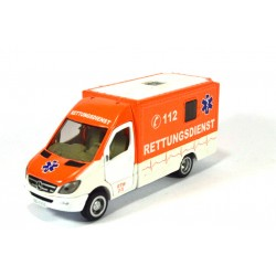 Mercedes Sprinter Rettungsdienst