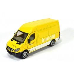 Mercedes Sprinter Die Post